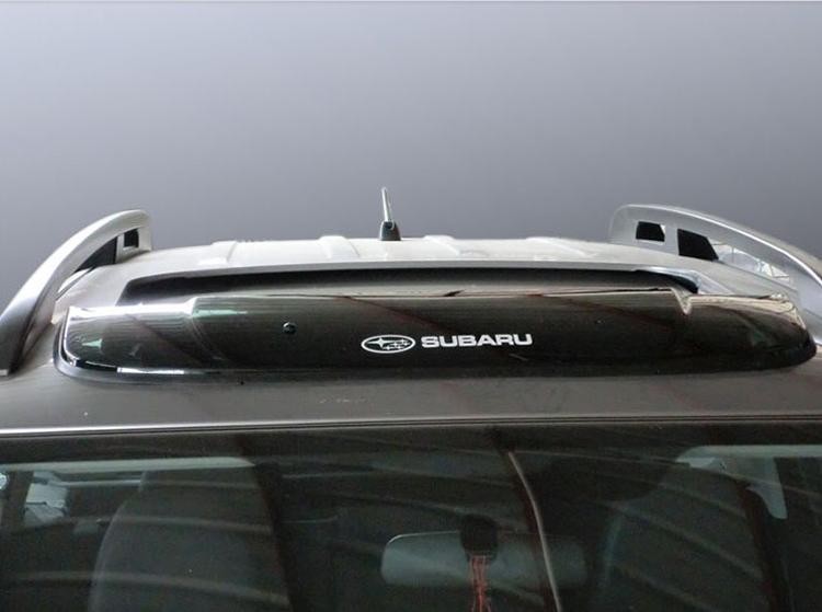 Спойлер люка для Subaru XV (2011 - 2017)