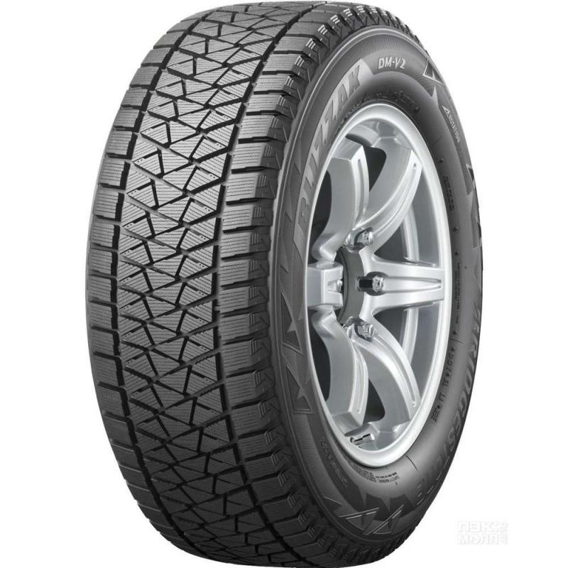 Шина автомобильная Bridgestone DM-V2 225/55 R17 зимняя, нешипованная, 102V