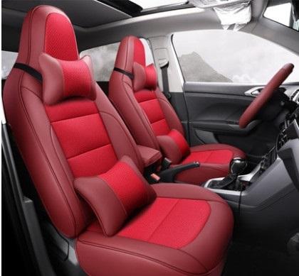Чехлы на сиденья (с подушками / без подушек) для Toyota RAV4 (Тойота РАВ4) 2019 -