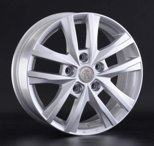 Диск колесный Replay VV216 6,5xR16 5x120 ET51 ЦО65,1 серебристый 043342-160029006
