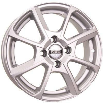 Фото - Диск колесный NEO 538 6xR15 4x100 ET40 ЦО60,1 серебристый rd832865 диск колесный скад пантера 6xr15 4x100 et40 цо60 1 серебристый 0970508