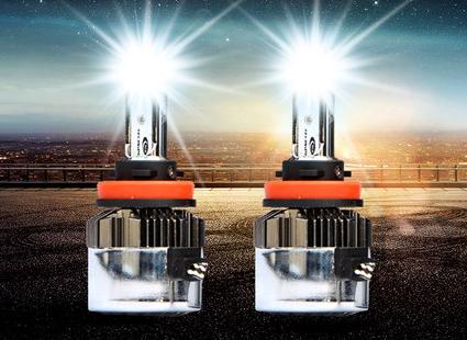 Диодные лампы ближнего света LED для Suzuki new Vitara 2015 -