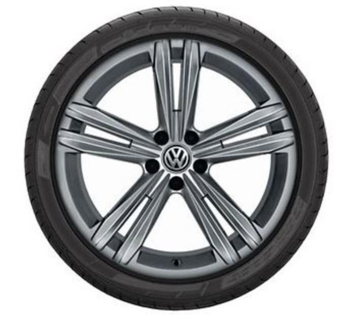Диск колесный VAG Sebring 7xR18 5x112 ET45 ЦО57 графит 2GA071498Z49 диск колесный vag mayfield 7xr17 5x112 et45 цо57 темно серебристый 2ga601025nfzz