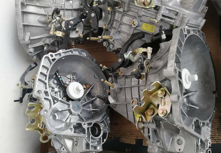 Механическая коробка передач в сборе CHN для Changan CS35 2014 - механическая коробка передач в сборе chn для changan cs35 2014
