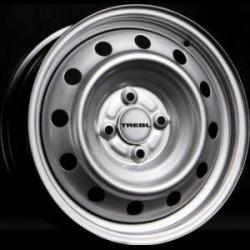 Диск колесный Trebl 42B29C 5xR13 4x98 ET29 ЦО60.1 серебристый 9099778