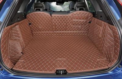 3D коврики в багажник Volvo XC60 2017 -