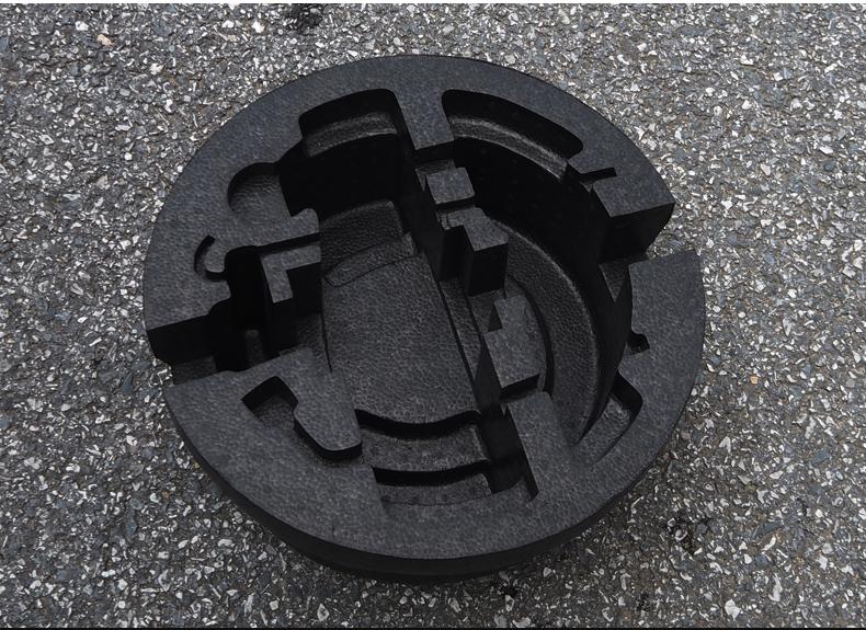 Отсек в запасное колесо для Hyundai Tucson (2015- по н.в. )