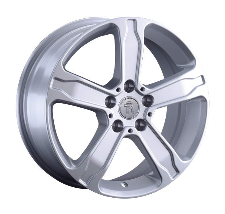 Диск колесный Replay VV246 7xR18 5x112 ET43 ЦО57,1 серебристый 046553-070001006