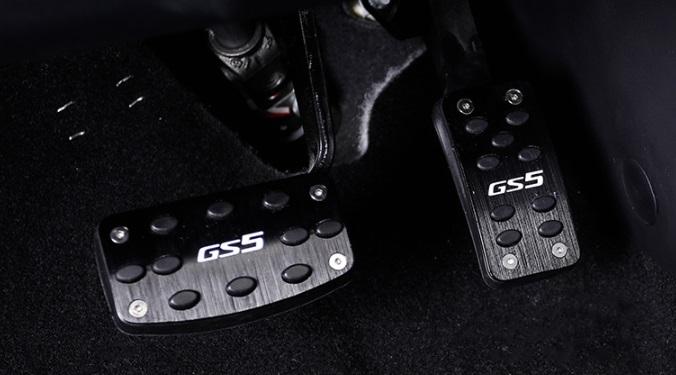 Фото - Накладки на педали для GAC Trumpchi GS5 2020- накладки на внешние дверные ручки для gac trumpchi gs8 2018 2019 2020