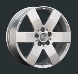 Диск колесный LS Replay OPL37 7xR17 5x105 ET42 ЦО56.6 серебристый 827313