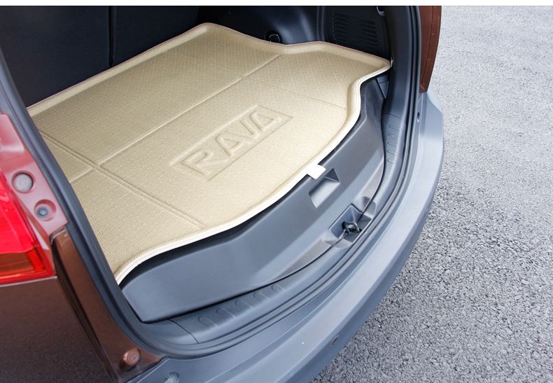 Коврик в багажник 3D для Toyota RAV4 (2013 - 2015)
