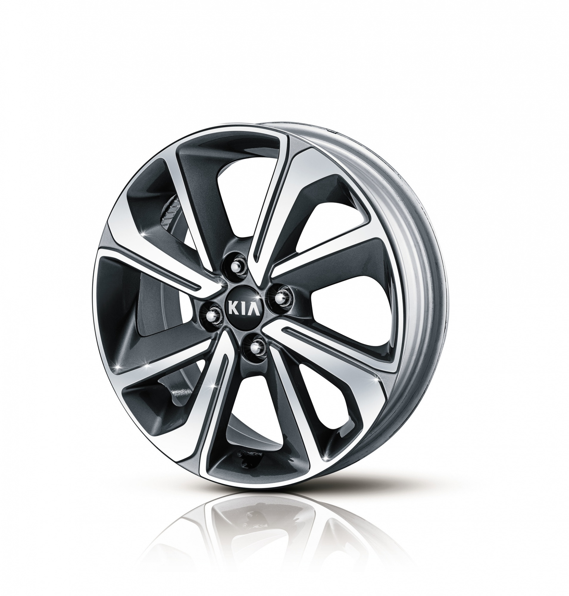 Колесный диск легкосплавный R16 Hyundai KIA 52910H0200 для RIO 2017-