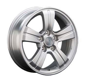 Диск колесный литой 6.5х16 5х114.3 ET46.0 REPLICA колесный диск replay v55