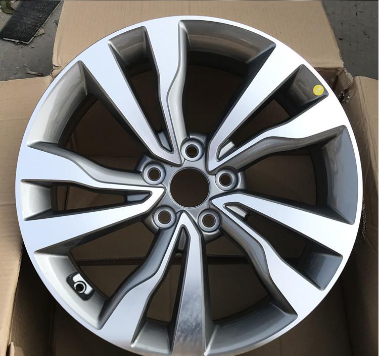 Диск колесный литой R18 (тип 1) CHN для Geely Emgrand X7 2019, 2020 -
