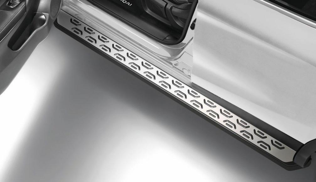 Боковые подножки, пороги (тип 2) Nissan KE543HV560 для Qashqai 2019 -