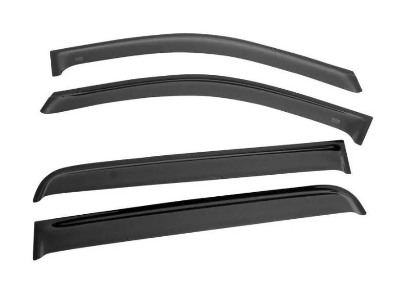 Дефлекторы окон EGR для Mitsubishi Outlander 3 2011 - 2014