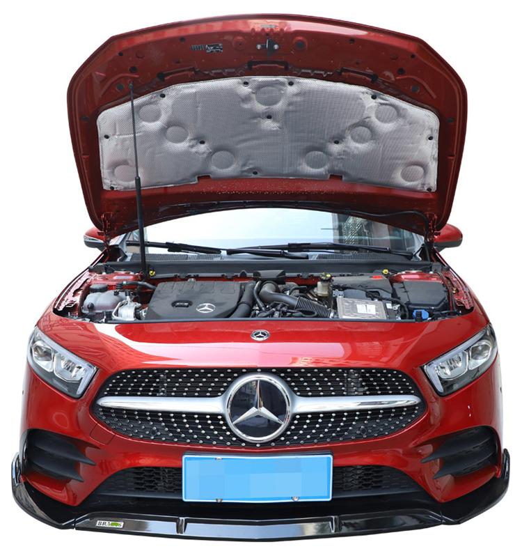 Шумоизоляция капота для Mercedes-Benz A-class 2019 +