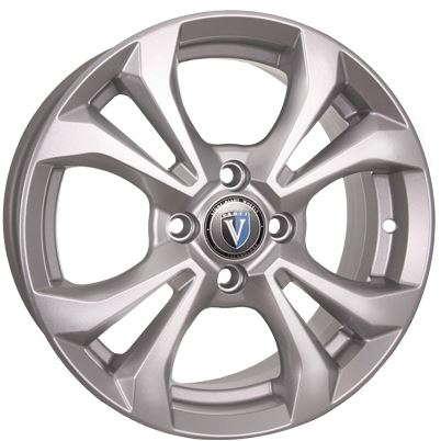 Диск колесный Venti 1504 6xR15 4x100 ET46 ЦО67,1 серебристый rd832537