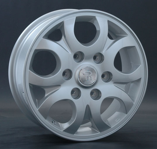 Диск колесный Replay HND55 6.5xR16 6x139.7 ЕТ56 ЦО92.3 серебристый 017254-070143018