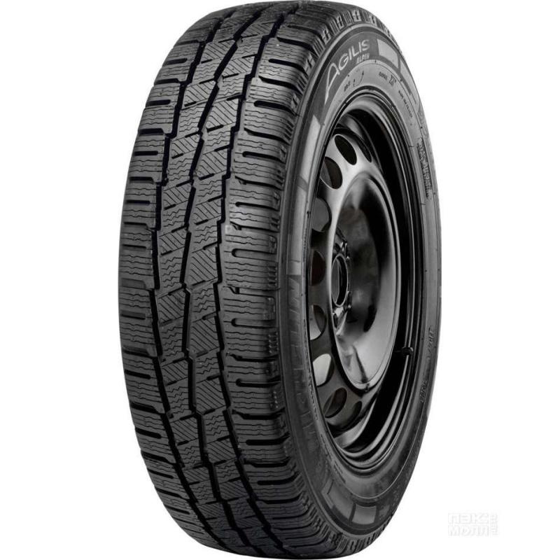 Шина автомобильная Michelin AGILIS ALPIN 205/70 R15, зимняя, нешипованная, 106/104R летние шины michelin 205 65 r16c 107 105t agilis