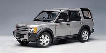 Модель Land Rover Discovery в масштабе 1:18 модель land rover discovery в масштабе 1 18