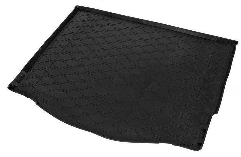 Коврики в багажник Rival полиуретан черный 11801005 Ford Focus (3G) 2011-, рест. 2014- коврики в багажник rival полиуретан черный 11804002 ford kuga 2g 2012 рест 2016