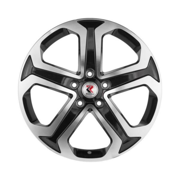 Диск колесный RepliKey RK L30A 6,5xR17 5x114,3 ET50 ЦО64,1 черный глянцевый 86293705921