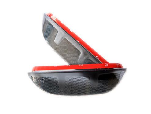 Козырьки на боковые зеркала для Mitsubishi Pajero IV