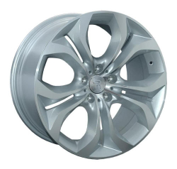Диск колесный LS Replay B116 8.5xR18 5x120 ET46 ЦО74.1 серебристый с полированной лицевой частью S025328