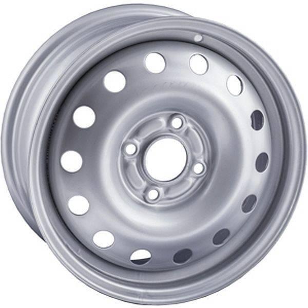 Диск колесный Trebl X40030 6.5xR16 5x139.7 ET40 ЦО98.6 серебристый 9165078