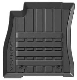 Коврики в салон Nissan черный KE7484MF89 Nissan Sentra (7G) B17 рест. 2015-