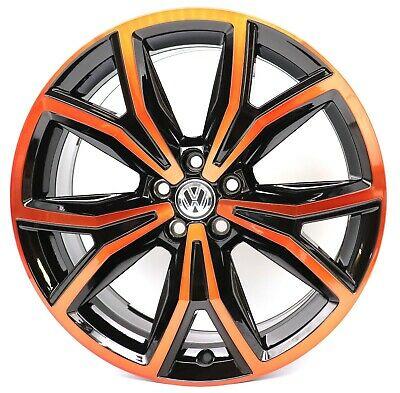 Диск колесный VAG Mayfield 7xR17 5x112 ET45 ЦО57 оранжевый 2GA601025PXM4 диск колесный vag mayfield 7xr17 5x112 et45 цо57 темно серебристый 2ga601025nfzz