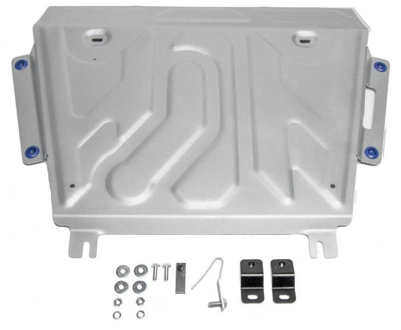 Защита картера и КПП, алюминий Rival 333.5769.1 для Toyota RAV4 2013-