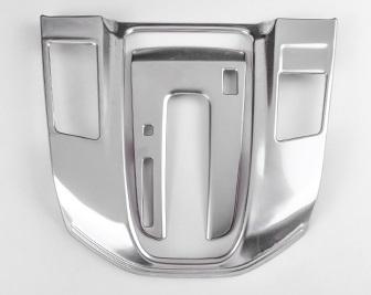 Фото - Накладка на панель передач (серебро) для Honda C-RV 2017- накладка на воздуховод для honda c rv 2016