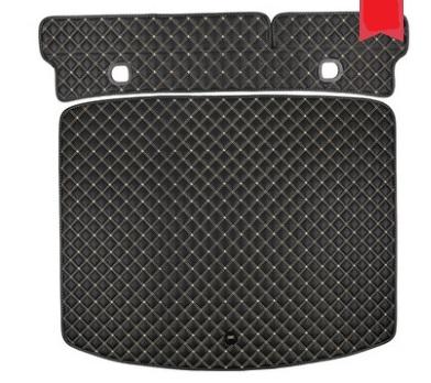 Коврики в багажник 2 элемента полиуретан Honda CRV 2020-