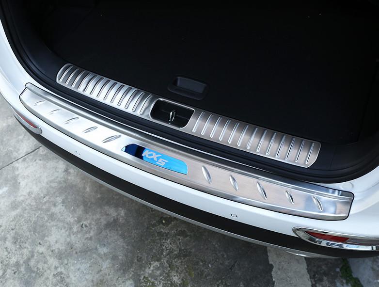 Накладка на порог багажника для KIA Sportage IV 2016 -