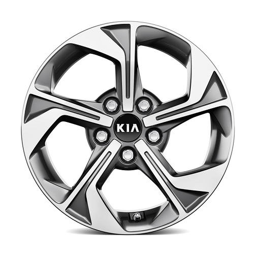 Диск колесный R16 52910J7700 для Киа Иксид 2020 (Kia Xceed) штатный колесный диск 19 дюймов mobis 52910d4710 для kia optima 2018