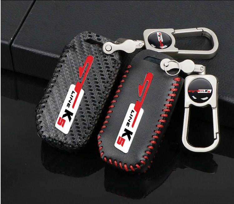 Защитный чехол GT-line для ключа KIA K5 2020-