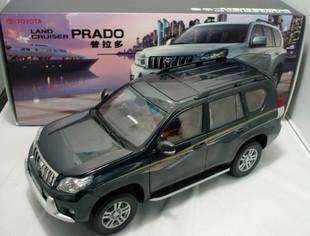 Модель Toyota land Cruser Prado в масштабе 1:18 модель land rover discovery в масштабе 1 18