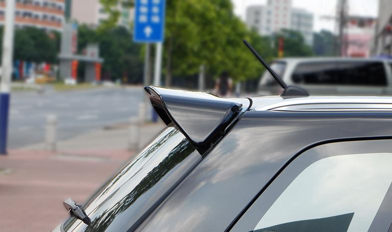 Спойлер багажной двери Big Style для Suzuki New Vitara 2015 -