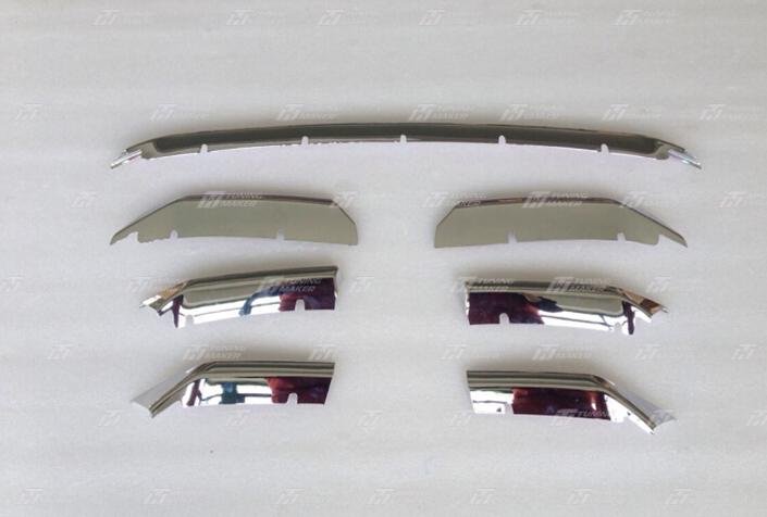 Хромированные накладки на решетку радиатора 7 элементов для Lexus NX 2015 г.в по н.в. 2015 n2n page 7