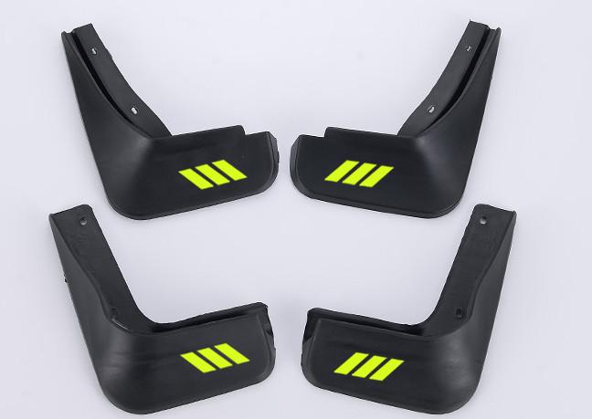 Брызговики передние и задние CHN для Haval H6 2014 - 2019 брызговики передние и задние для audi q7 2016