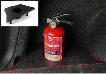 Ящик для хранения огнетушителя для Honda C-RV 2017-