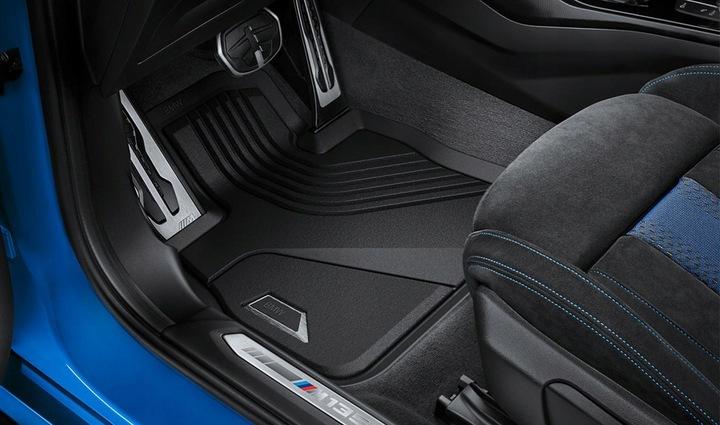 Коврики салона резиновые BMW 2 F44 2020