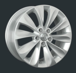 Диск колесный LS Replay FD103 7xR17 5x108 ET50 ЦО63.3 серебристый S029929