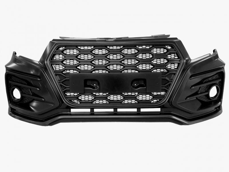 Бампер передний Xmug 2.0 (без покраски) YurolTuning VS-02.01.00 LadaVestaSW, SWCross 2015 - недорого