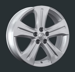 Диск колесный LS Replay TY71 7.5xR19 5x114.3 ET30 ЦО60.1 серебристый S033293 недорого