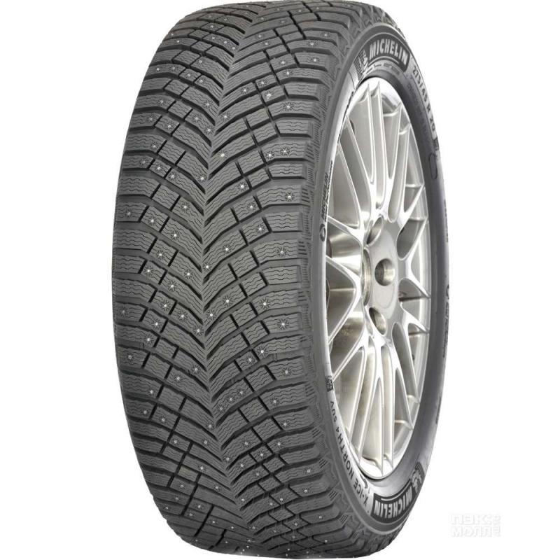 Шина автомобильная Michelin X- ICE NORTH 4 SUV 265/60 R18, зимняя, шипованная летние шины michelin 265 60 r18 109h latitude tour hp