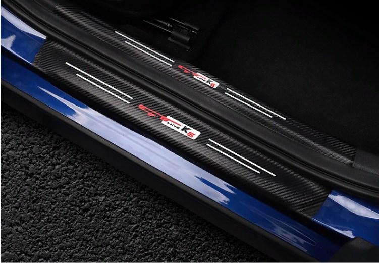 Защитные накладки GT-line KIA K5 2020-