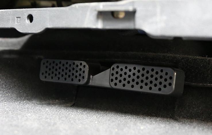 Крышка защитная на воздуховоды в салоне для Honda CRV 2017 -